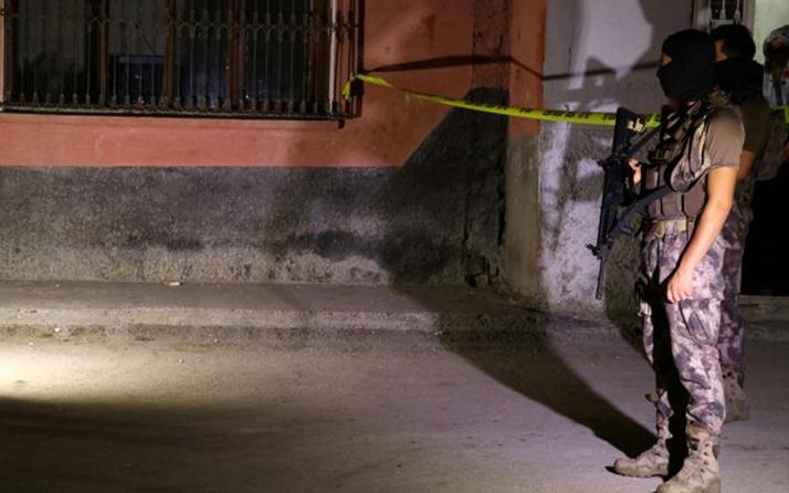 Yer Adana! Gece yarısı eve el yapımı bomba attılar