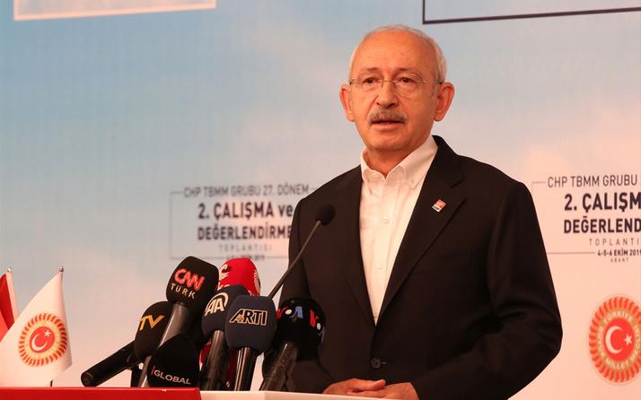 Meclis'te Libya Tezkeresi görüşülürken Kılıçdaroğlu'ndan açık çağrı!