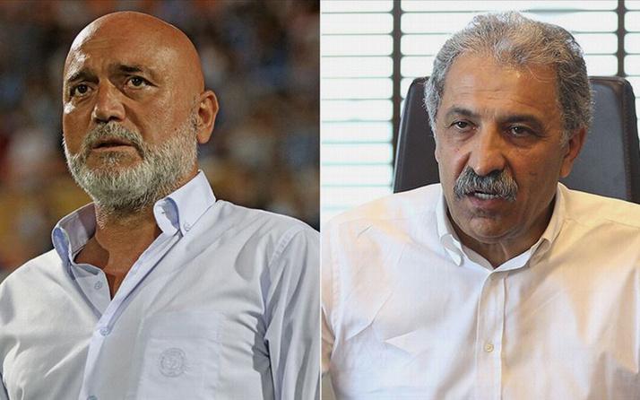 Kayserispor'da Hikmet Karaman ve Erol Bedir istifa etti