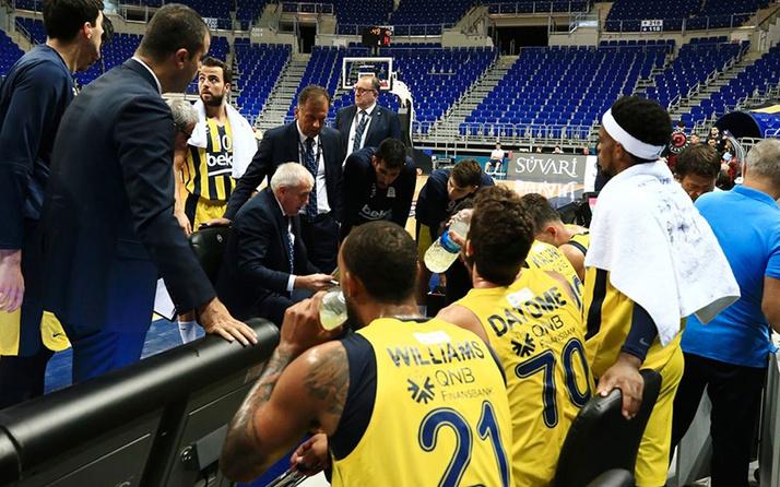 Fenerbahçe Beko siftah peşinde