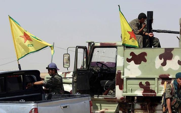 Rojava'da seferberlik ilan edildi Kürt siteleri son dakika haberi olarak geçti