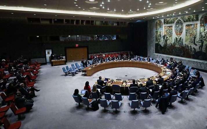 Birleşmiş Milletler Güvenlik Konseyinden Barış Pınarı Harekatı açıklaması