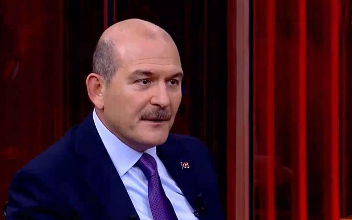 İçişleri Bakanı Süleyman Soylu açıkladı: Türkiye gözünü kararttı!