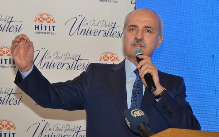 Numan Kurtulmuş'tan Barış Pınarı Harekatı açıklaması