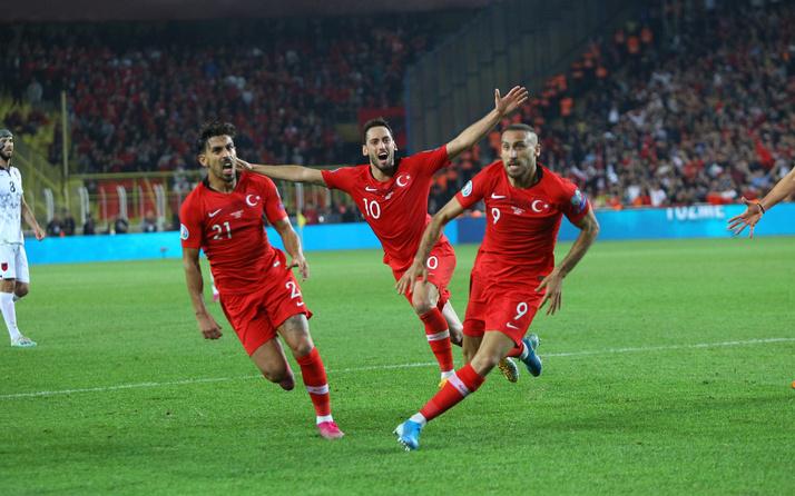 Türkiye Arnavutluk maçı golleri ve geniş özeti