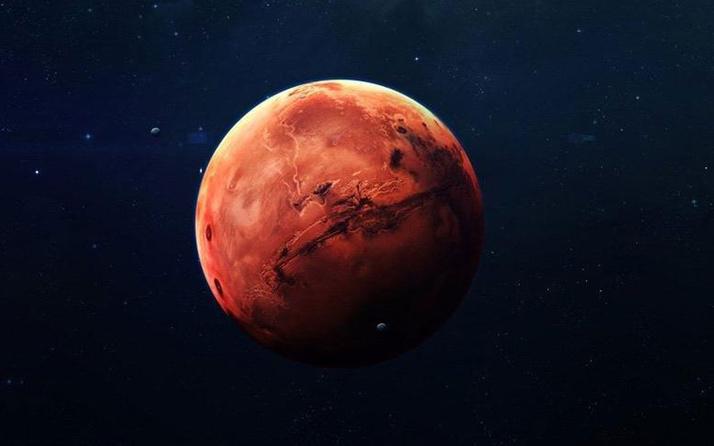 Mars'ta 4 milyar yıllık nehir bulundu bilim dünyası o fotoğrafı konuşuyor