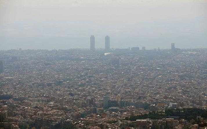 Avrupa'da hava kirliliğinden 400 bin kişi öldü