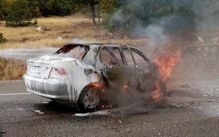 Askeri personel taşıyan araç kaza yaptı! Yaralılar var