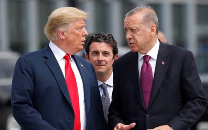 Donald Trump'ın yazdığı mektuba Cumhurbaşkanı Erdoğan'ın cevabı