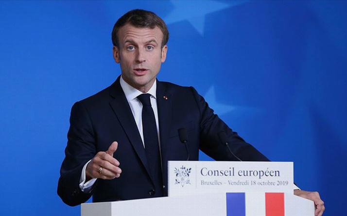 Macron'dan AB'ye koronavirüs uyarısı