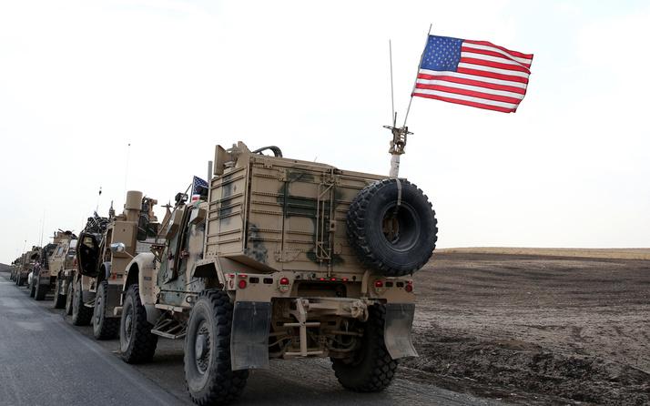 ABD'nin Suriye'den Irak'a çektiği askerler 'onaysız' çıktı