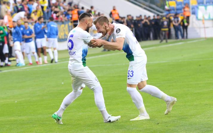 Çaykur Rizesporlu Melnjak Avrupa kulüplerinin radarında