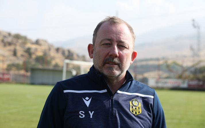 Sergen Yalçın: Türkiye'de tutan oyun buysa, o zaman biz de bu futbolu oynarız