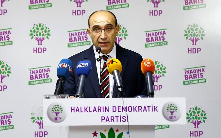 HDP Sözcüsü Günay Kubilay'dan Esad'a dikkat çeken çağrı!