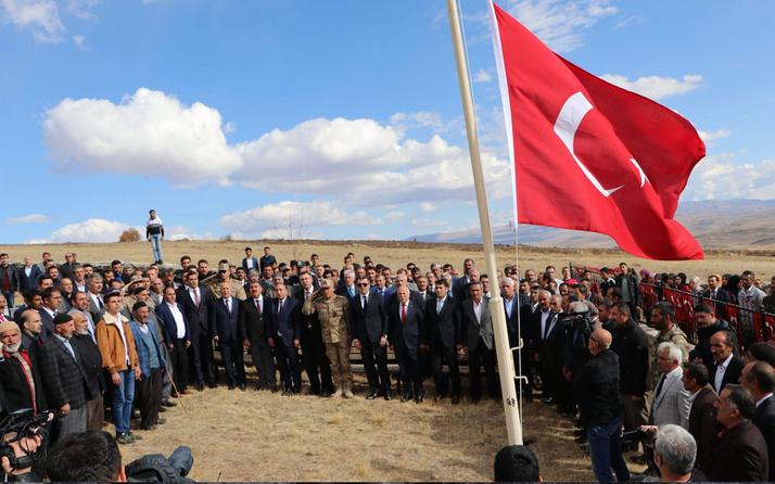 Yavi'de PKK'nın 26 yıl önce öldürdüğü 33 kişi anıldı