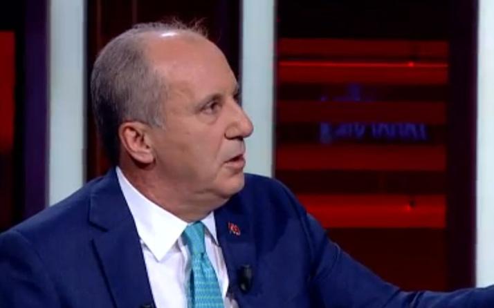 İnce: CHP Kürtler'e haksızlık ediyor