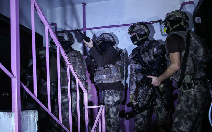 İstanbul Gaziosmanpaşa'da uyuşturucu operasyonu
