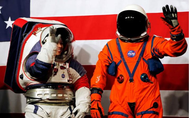 NASA açıkladı! Ay'a ilk kez bir kadın ayak basacak