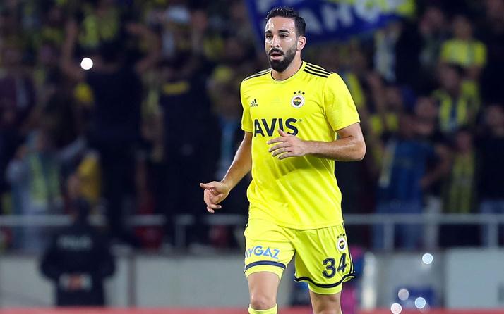 Fenerbahçe'de Adil Rami'den ayrılık sinyali