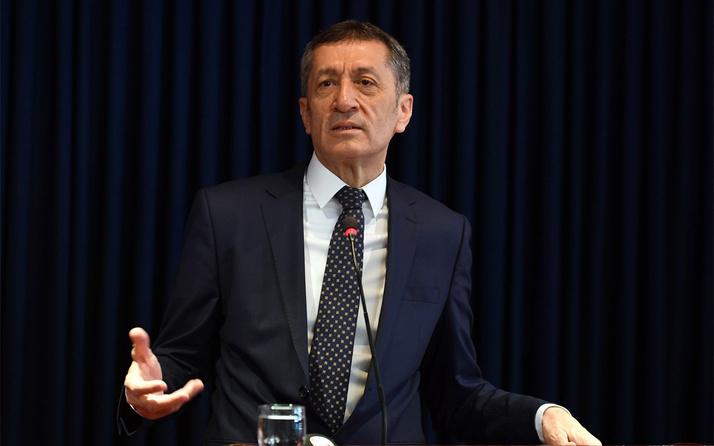 Milli Eğitim Bakanı Ziya Selçuk'tan Atakan açıklaması