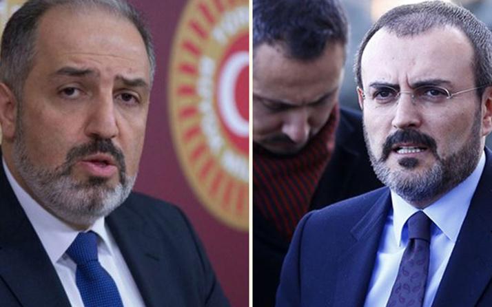 AK Parti'den istifa eden Mustafa Yeneroğlu'dan Mahir Ünal'a yanıt