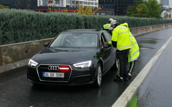 Trafikte yeni düzenleme bugün başladı! Çakarlı araçlar men edilecek