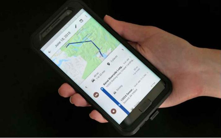 Google Haritalar için Gizli Mod geldi