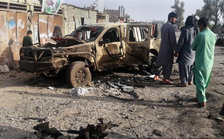 Taliban Afganistan'da saldırdı! Aynı aileden 7 kişi öldü