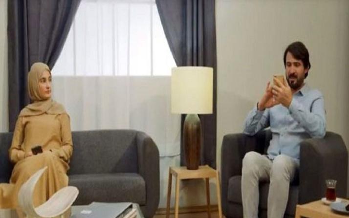 Diyanet'in telefon bağımlılığı videosu büyük ilgi gördü