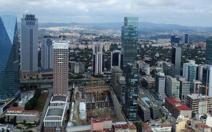 İstanbul'un en yüksek ikinci binası Çinlilerin oldu