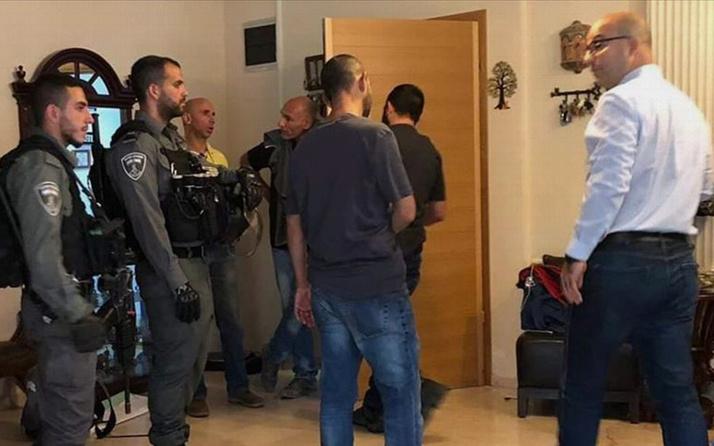 AB'den Filistinli bakanı gözaltına alan İsrail'e tepki