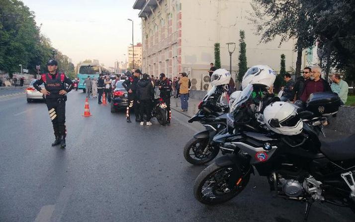 İstanbul'da 'Yeditepe Huzur' uygulamasında 25 bin kişi sorgulandı