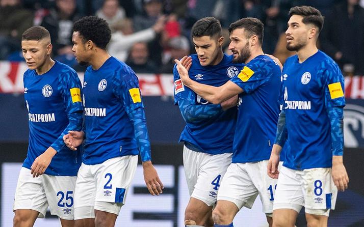 Ozan Kabak'la Suat Serdar'ın golü Schalke'ye yetmedi