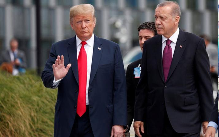 Yetkin'in iddiası çok konuşulur! Trump Erdoğan'ın 'YPG' isteğini geri çevirecek