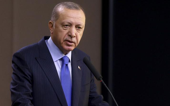 Erdoğan: Kıbrıs'ta çözüm için sergilenen çabalar maalesef karşılık bulmadı