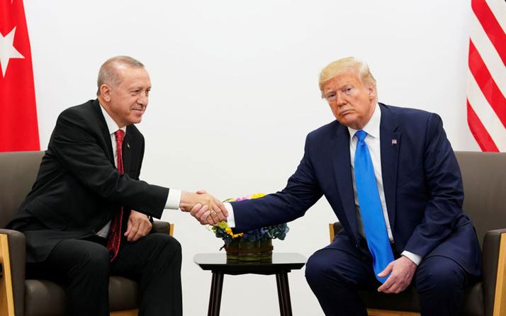 Donald Trump Cumhurbaşkanı Erdoğan'ın sesine hayran