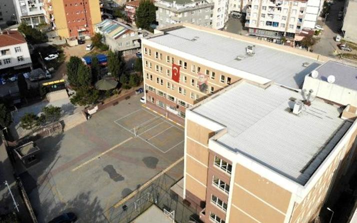 Kız öğrenci sınava girmek istemediği için ikinci kattan aşağı atladı