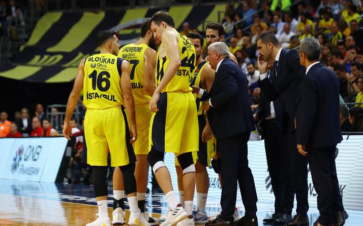Euroleague Fenerbahçe maçındaki hatasını kabul etti