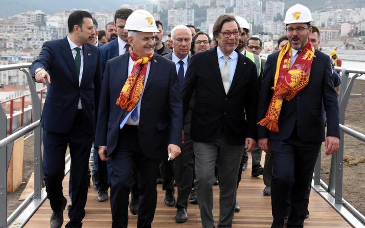 Göztepe'nin yeni stadı Beşiktaş maçında açılıyor
