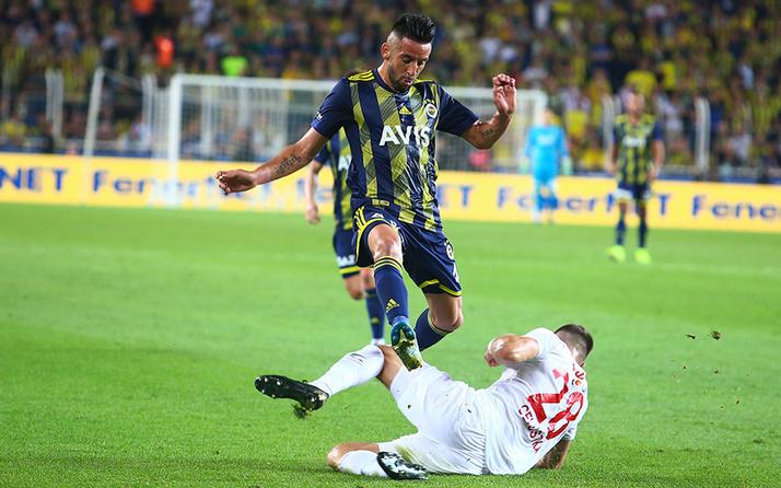 PFDK'dan Isla ve Abdülkadir Parmak'a 2'şer maç ceza