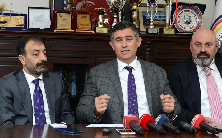 Metin Feyzioğlu seçim isteyen 12 baroya yanıt verdi