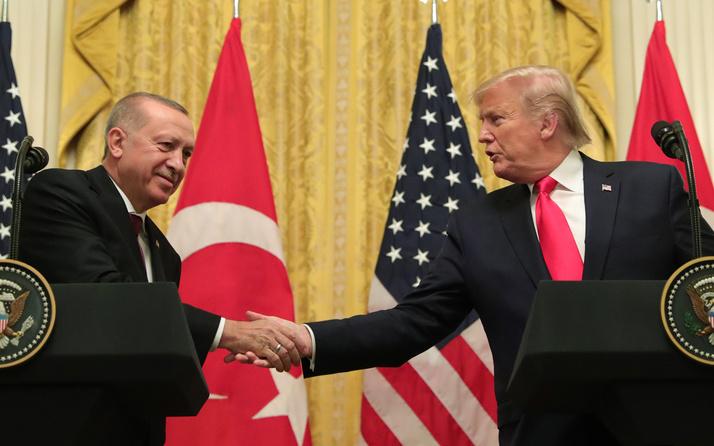 The Ecomomist Erdoğan'ın Trump üzerindeki etkisini yazdı