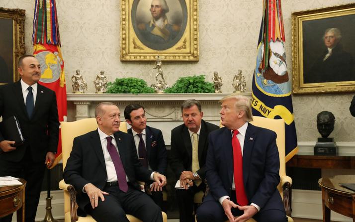 ABD'deki zirvede Erdoğan'dan kritik hamle! Türkiye ilk kez paylaştı!