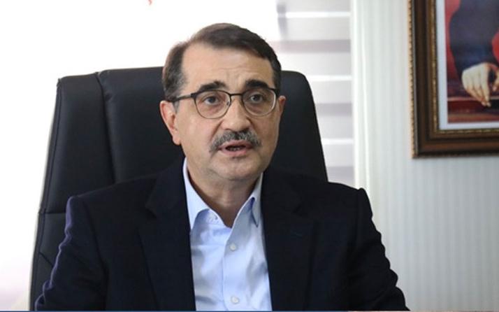 Bakan Fatih Dönmez TürkAkım için tarih verdi