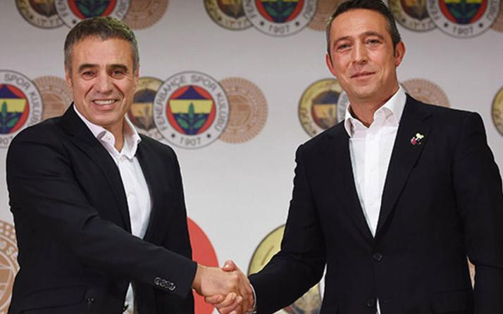 Ersun Yanal'dan Ali Koç'a: Beni feda edin başkanım