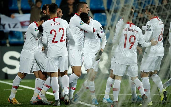 Andorra Türkiye maçı golleri ve geniş özeti