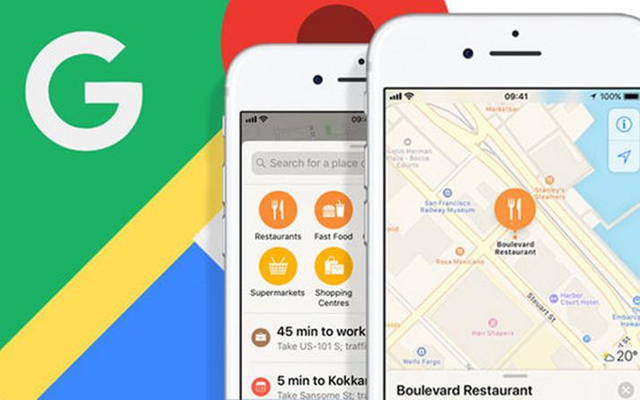Google Haritalar'a bir yeni özellik daha geldi