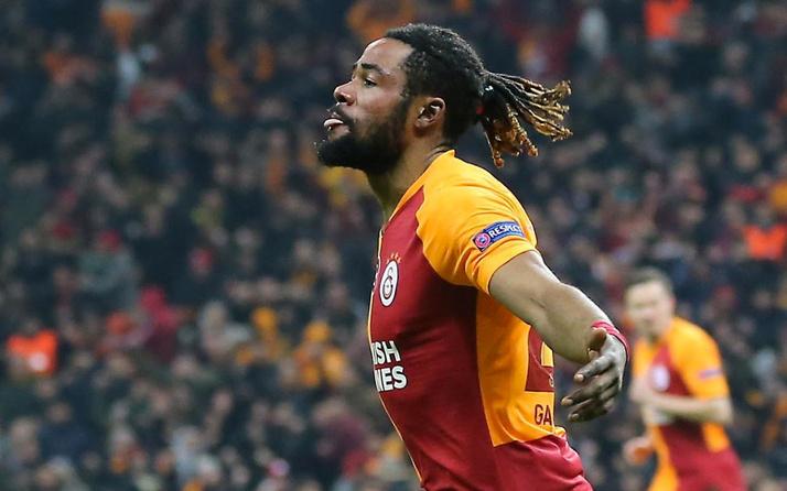 Galatasaray'da Liyundama da milli takımından sakat dönüyor
