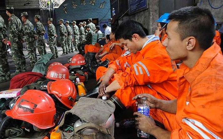 Çin'de kömür madeninde korkunç patlama: 15 ölü