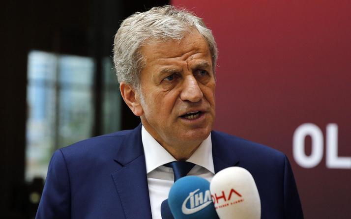 Servet Yardımcı, UEFA'daki görevine devam ediyor